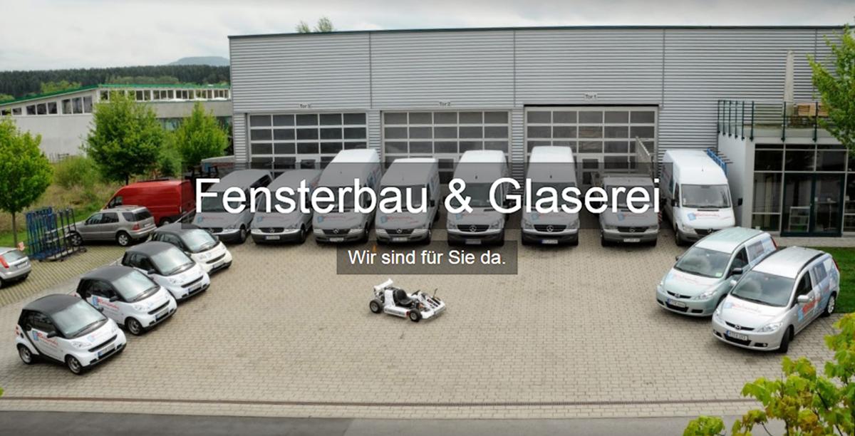 Fensterbau in Albstadt - Reicherter: Glaserei, Wintergarten, Haustüren, Terrassendach