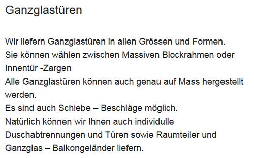 Edelstahlgriffe  in  Albstadt