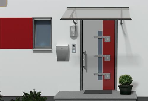 Holzhaustüren für  Straßberg